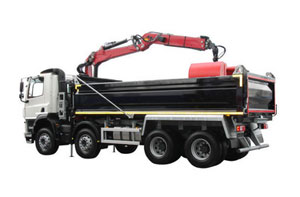 Grab Lorry Hire Macclesfield UK