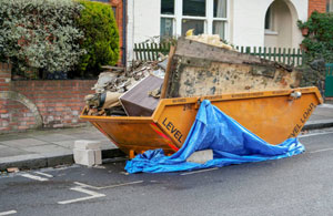 Skip Hire Rawmarsh UK